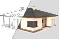 Návrh loga pre stavebnú firmu