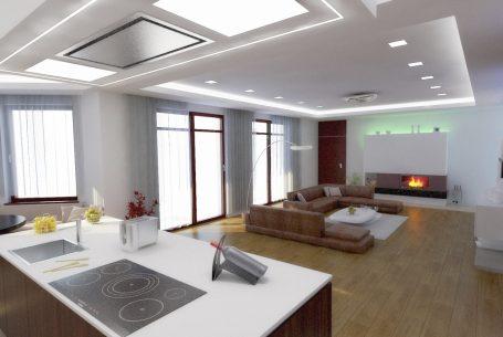 Vizualizácia interiéru